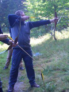 Erlebnispädagogik: Bogenschiessen - Outdoorevent - Deutschland